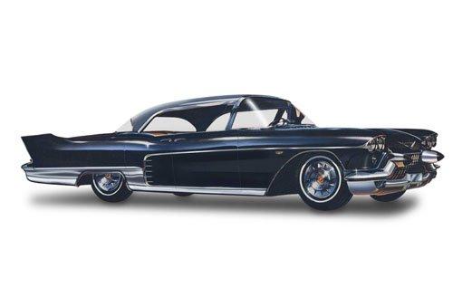 (Revell  '57 Cadillac Eldorado Brougham 1:25)