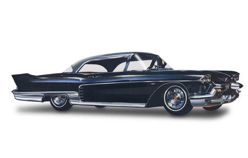 Cadillac Model Kit - 2