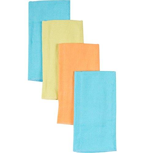 Gerber Birdseye Diaper Cloths Green