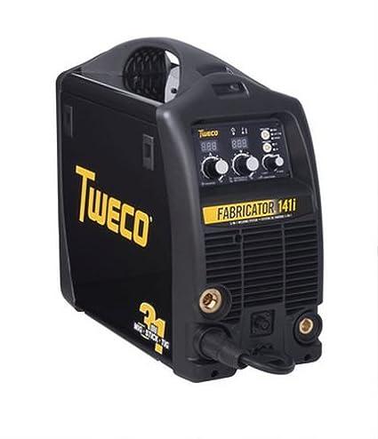 Tweco w1003141 fabricante con 141I 3-in-1 MIG/Stick/TIG soldadura ...