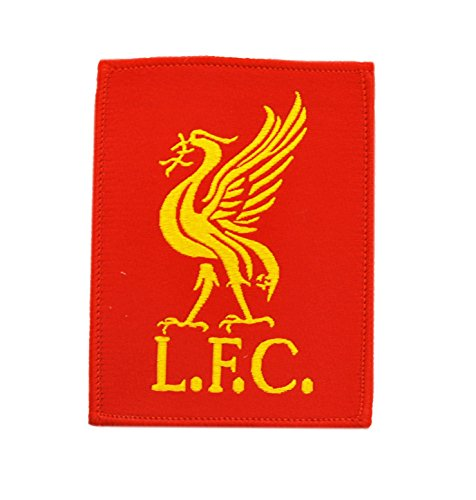 Liverpool FC Club Crest Patch (Red)