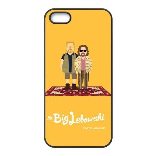 Big Lebowski Y4W38Z4SX coque iPhone 5 5s case coque black W6HMP8