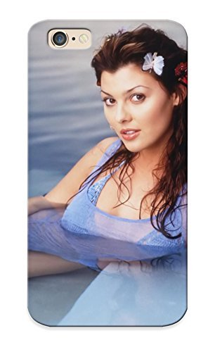 Case For Iphone 6 Tpu Phone Case Cover(ali Landry Model Actress Brunees Women Females Girls Sexy Babes Face Swimwear Bikini ) For Thanksgiving Day's Gift