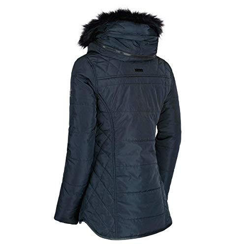 Repellent Regatta Winika Insulated Women's Navy Jacket Water wrTqrxFt