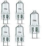 (Pack of 5)- FCS 150W/T4/24V/CL/G6.35 150-watt