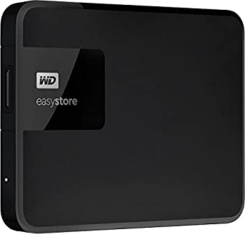 Western Digital Easystore 1TB USB 3.0 Portable Hard Drive