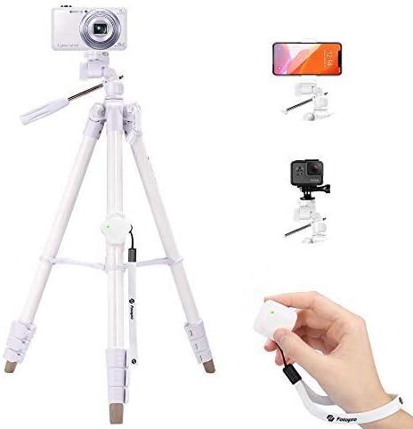 Fotopro Kamera Stativ Handy Stativ Mit Bluetooth Und Amazon De Kamera
