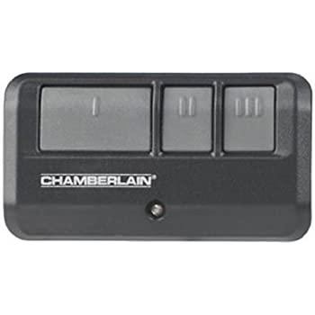 garage door opens halfwayChamberlain 956EV 3button Garage Keychain Remote Control 1 Pack