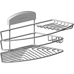 Better Living Products 13201 STORit Combo Shower Basket  (Holds up to 20-Pounds)