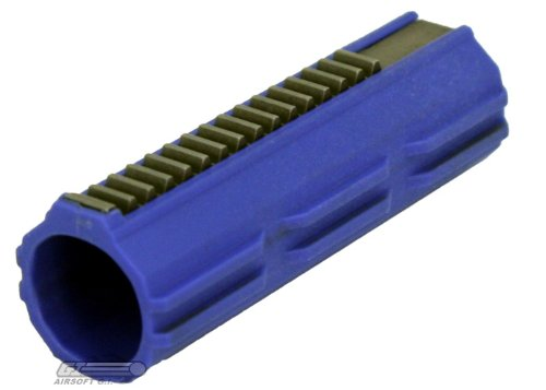 Classic Army Gearbox (P420P Classic Army Reinforced Blue Piston with Steel Teeth for Airsoft Electric Toy Guns)