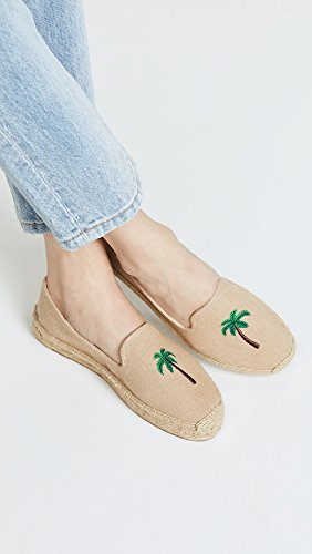 Tree Palm Safari Soludos Smoking Women's Slipper qSXZ5w5Ex