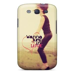 Cute Tpu Williamore Love Case Cover For Galaxy S3