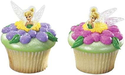 Amazon Com Decopac Tinker Bell Wings Rings Toys Games