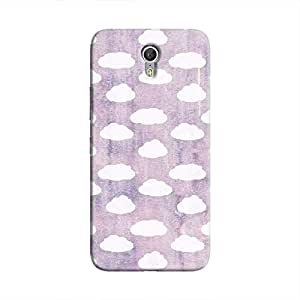 Cover It Up - Cloud Purple Sky Zuk Z1 Hard Case