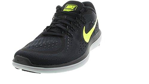 Nike Flex 2017 Zapatos Para Hombre Running Negro