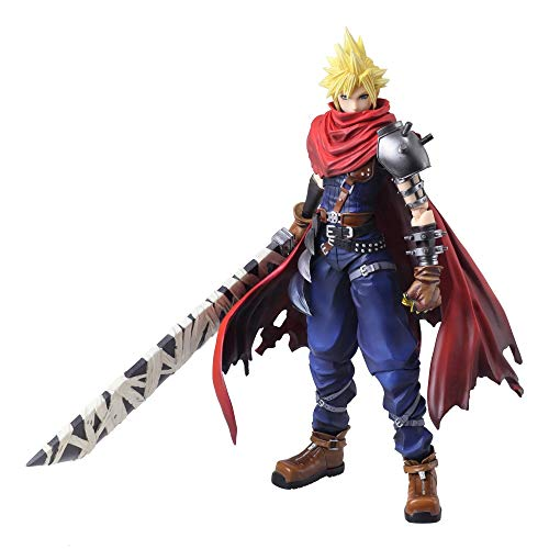 - Square Enix Final Fantasy Cloud Strife (Kingdom Hearts) Bring Arts Action Figure
