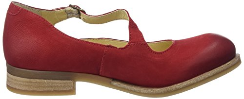 Lipstick Donna Red Chiusa Ballerine London Fly Punta Alky213fly Rosso ZFX0Uaq