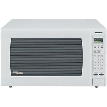 Amazon Com Panasonic Nn H965wf Genius 2 2 Cuft 1250 Watt