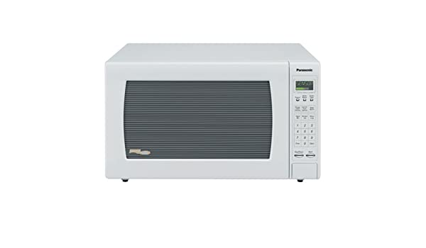 Panasonic Luxury Full-Size Microwave Oven, 1460 W, 120V AC ...