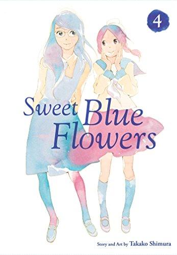 Sweet Blue Flowers, Vol. 4
