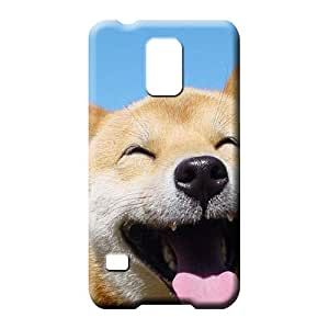 samsung galaxy s5 Ultra PC New Snap-on case cover mobile phone cases dogs funny puppies shiba inu