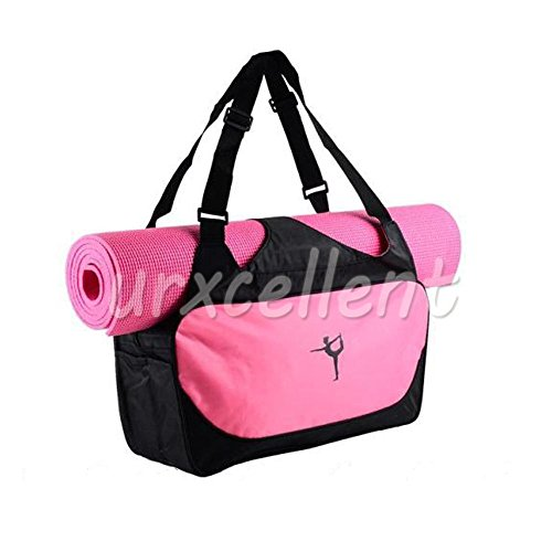 Guccissima Nylon Messenger Bag Medium - 2