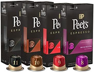 Coffee Pods: Peet's Nespresso Pods