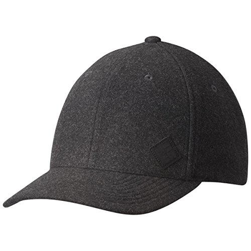 Columbia Mens Lodge Hat  Black  L Xl
