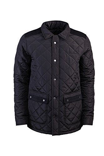 Zip Through Outerwear Jacket - 1