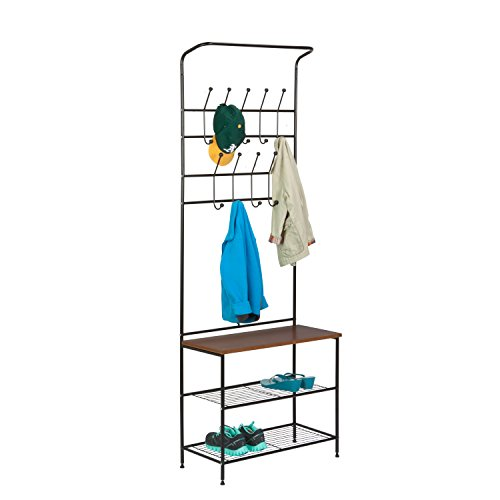 Honey-Can-Do Entryway Storage Valet, 13.38