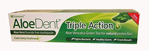Aloe Dent Aloe Vera Triple Action Toothpaste ()