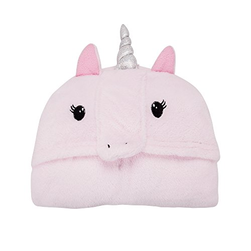 Children's Hooded Animal Blankets For Kids (Unicorn Blanket) by Babycat (Image #1)