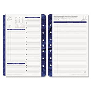 Franklin covey monticello dated two page per for Franklin covey calendar template