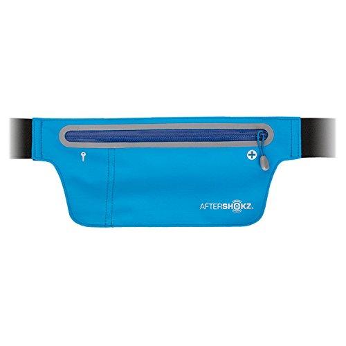 AfterShokz Sport Belt - Ocean Blue by Aftershokz
