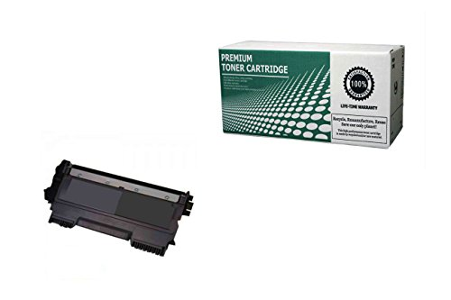 PRC Remanufactured Toner Cartridge BRTN450 Replacement for Brother TN450 Used for Brother HL-2240 HL-2270 MFC-7460 MFC-7860 DCP-7060 DCP-7065 Series Black 2600 ()