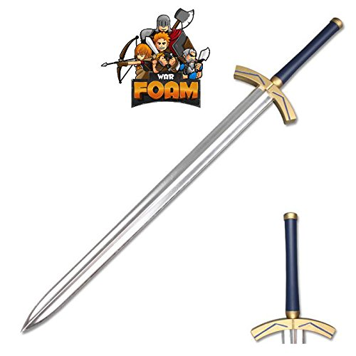 WarFoam Fate Stay Night Saber Lily Avalon Foam Excalibur Cosplay Costume (Sf Costume Store)