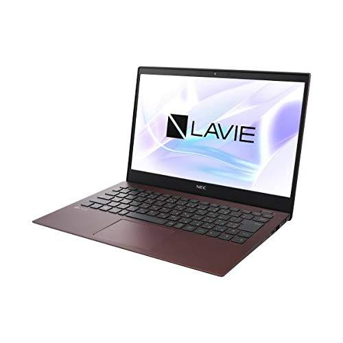 NEC 13.3型 ノートパソコン LAVIE Pro Mobile PM750/NAシリーズ クラシックボルドーLAVIE 2019年 夏モデル[Core i7 /メモリ 8GB/SSD 約512GB /Office H&B 2019] PC-PM750NAR   B07RW3FWC7