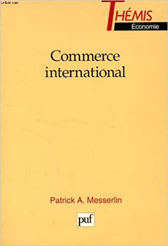 Livre gratuits en ligne Commerce inernational pdf, epub ebook