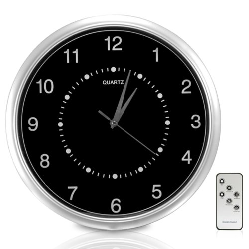 securityman-clockcamdvr-wall-clock-color-camera-with-micro-sd-recorder-and-remote-control-black
