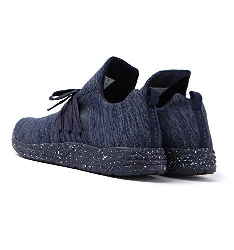 Arkk Uomo, Raven FG S-E15, Tessuto tecnico, Sneakers, Blu