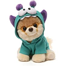 "GUND Itty Bitty Boo #034 Monsteroo Dog Stuffed Animal Plush, 5"""