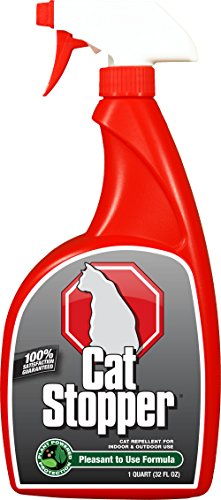Messina Wildlife CA-U-016 Cat Stopper Trigger Bottle, 32 oz, Organic, (Cat Stopper)