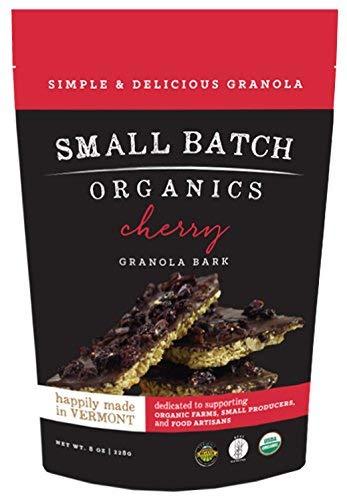 SMALL BATCH ORGANICS Organic Cherry Bark Granola, 8 OZ