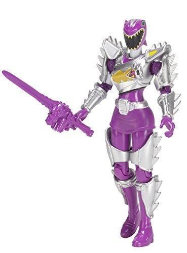 Power Rangers Dino Super Charge - Dino Super Drive Purple Ranger Action Figure, (Design Your Own Power Ranger)