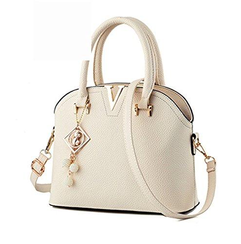 Italian Design Bucket Handbag - 5