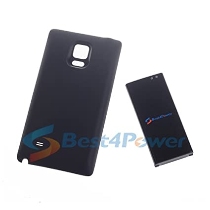best authentic 47224 0b8fb Best4Power Samsung Galaxy Note Edge Extended battery 7250mAh & Black ...