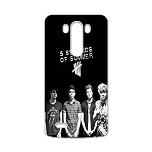 5 Seconds of Summer Cell Phone Case for LG G3 by runtopwell
