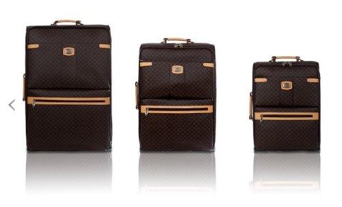 Rioni Signature Spinner Luggage Set - 3 piece Set -