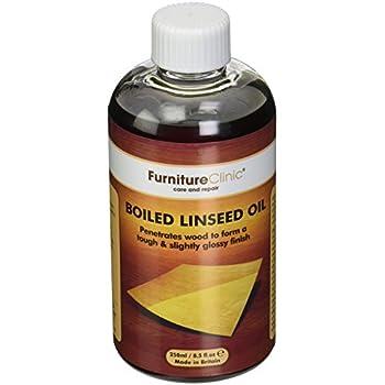 Boiled Linseed Oil (1 x 8.5 Fl. Oz.)