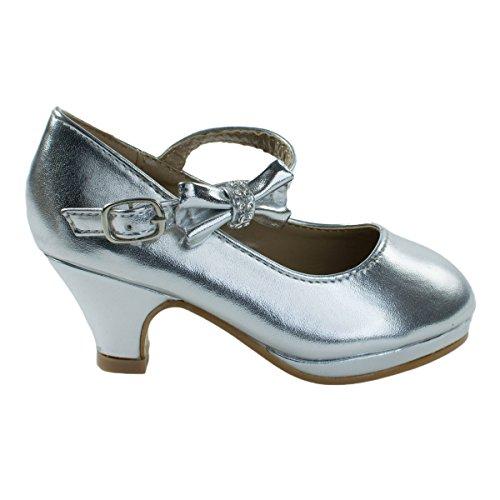 Girls Ballet Pumps - 4